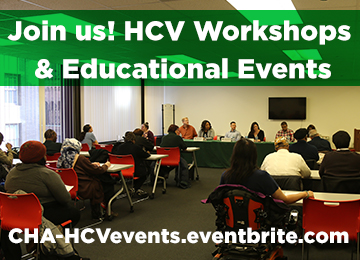 HCV Workshops and Education Events